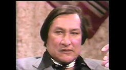 "Will Sampson Interview | ""The First Americans"" Circa 1975/1976"