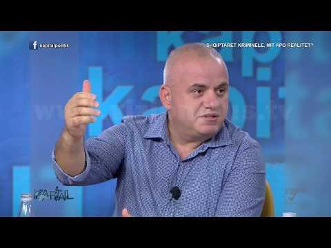 KAPITAL - Shqiptaret kriminele. Mit apo realitet? | Pj.2 - 15 Shtator 2017 - Talk show - Vizion Plus