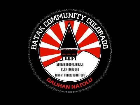 Batak Community of Colorado Bona Taon 2017