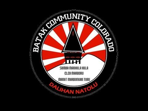 Batak Community of Colorado Bona Taon 2017