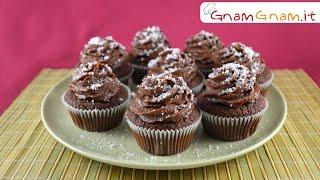 Cupcake golosissimi, senza glasse complicate o piene di burro! ^_^ ...