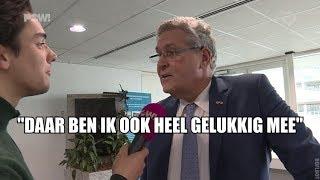 Richard de Mos gaat Henk Krol aanduwen