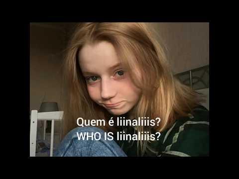 Liinaliiis  [FÃoficial] Who is Liinaliiis?///Quem é Liinaliiis/Liinaliiis 18 years