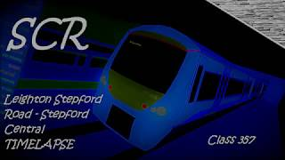SCR Driving - TIMELAPSE - LSR to SC - Roblox