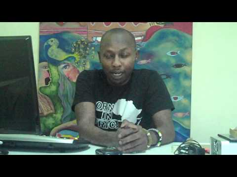 KIMATHI INTERVIEW-hardest hurdle in starting the career.MP4