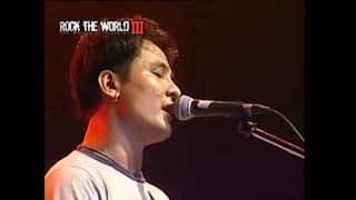 Flop Poppy - Cinta ( live @ Rock The World 3 )