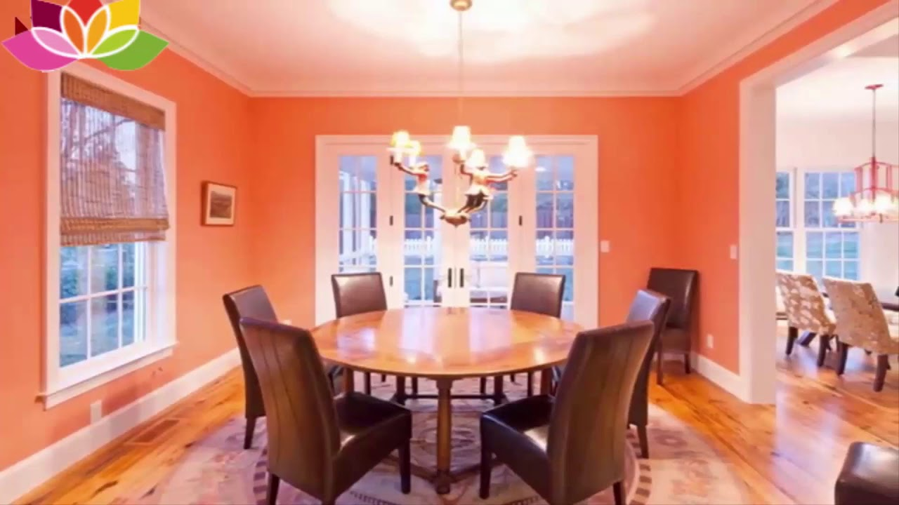 Dining Room Colors Ideas Dining Room Wall Painting Colors Ideas Youtube