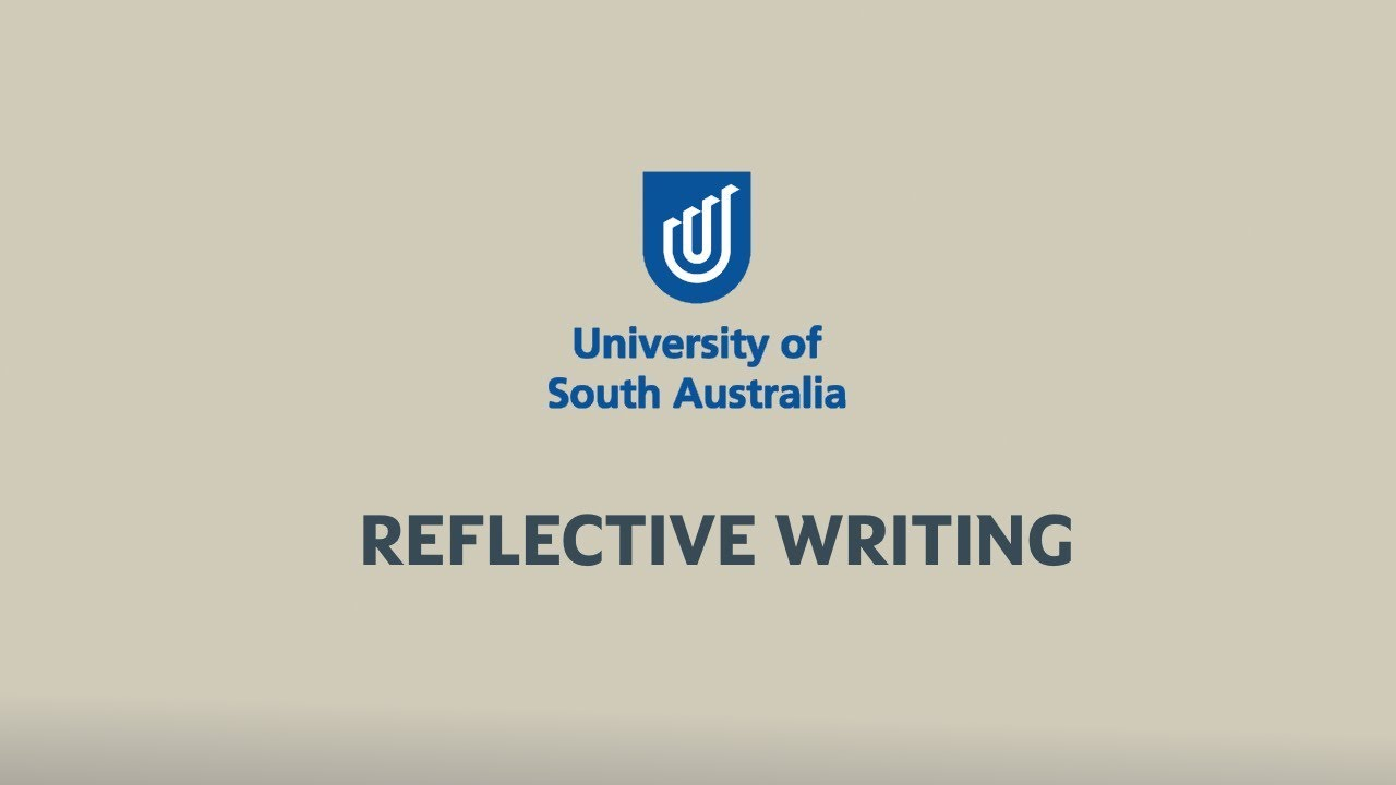reflective writing style