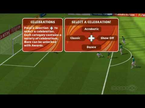 GDC 2010: 2010 FIFA World Cup Demo