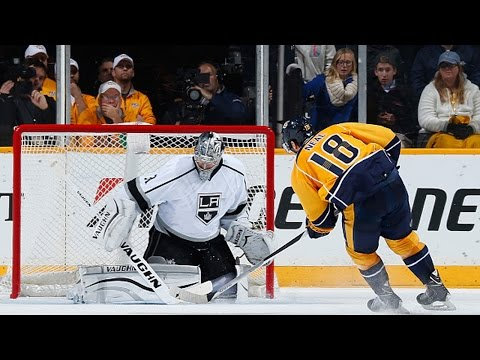 Shootout: Kings vs Predators