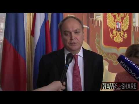 "Russian Ambassador Calls Trump Seattle Move a ""Grave Mistake"""