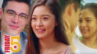 5 scenes of Jia and David as they grow closer to each other in Love Thy Woman | Friday 5