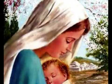 Ave Maria, gratia plena.