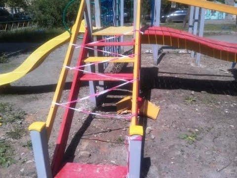 Детская площадка с корабликомиз YouTube · Длительность: 3 мин8 с
