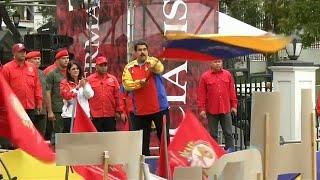 الحزب الحاكم يفوز في انتخابات فنزويلا وسط احتجاجات وتشكيك المعارضة