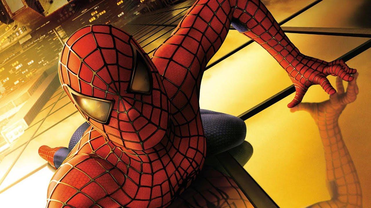 Znalezione obrazy dla zapytania spider-man 2002