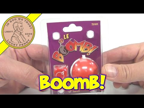 Le Boomb! No. 73101, by Mayfair Games