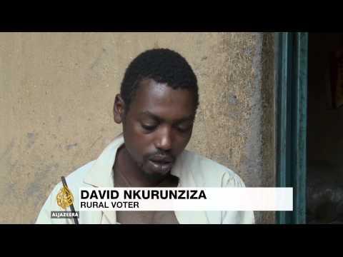 Burundi opposition parties to boycott polls