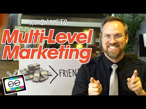 Multi-Level Marketing (MLM) - Kid Snippets