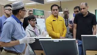 Quran Exhibition held in New Jersey