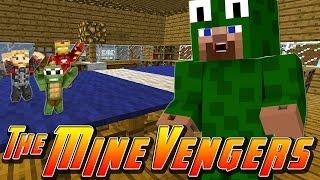 Minecraft MineVengers - CAPTURING THE JOKER w/ LittleLizard & TinyTurtle