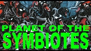 Guardians of the Galaxy 'Planet of the Symbiotes' Announced