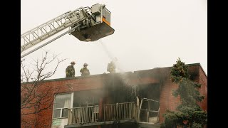 FATAL ETOBICOKE FIRE: Senior perishes in Mimico apartment blaze