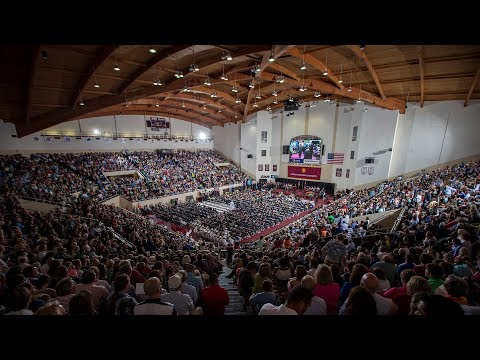 EKU Fall 2017 Commencement: Morning Ceremony