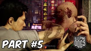 Sleeping Dogs - Gameplay Walkthrough (Part 5) - Night Market Chase