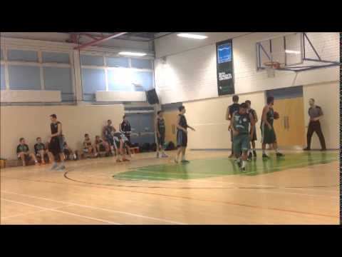 City College Plymouth vs Itchen College - EABL Week 10 26/11/14