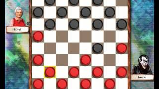 Hoyle Board Games 2002: Checkers