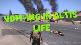 Arma 3 Altis Life Trolling - VDM