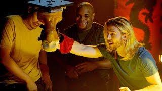 Sub-Zero's Head Shatter Behind the Scenes |The Science of Mortal Kombat