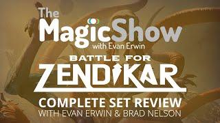 Battle for Zendikar Complete Set Review - Colorless & Land! [Magic the Gathering]