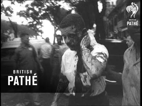 American Embassy Bomb Outrage In Saigon Kills 20 AKA Bomb Outrage - Saigon (1965)