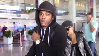 Nelly And GF Shantel Jackson, Mayweather's Ex, Fundraise For Domestic Abuse Charity