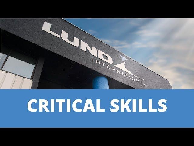 Lund International: Skills – Harlan