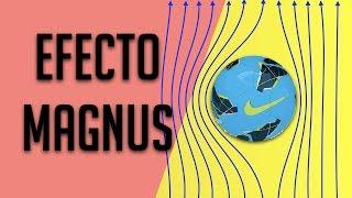 El EFECTO MAGNUS en 4 MINUTOS | Ruta de Ciencia