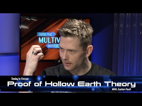 Justen Faull Exposes Proof of Hollow Earth Theory