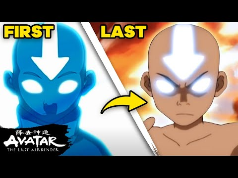 First and Last Moments from Avatar: The Last Airbender! | Avatar