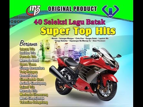 40 Seleksi Lagu Super Top Hits, Vol. 1