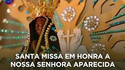 SANTA MISSA EM HONRA A NOSSA SENHORA APARECIDA COM BÊNÇÃO DAS CRIANÇAS