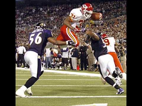 Tribute to Priest Holmes
