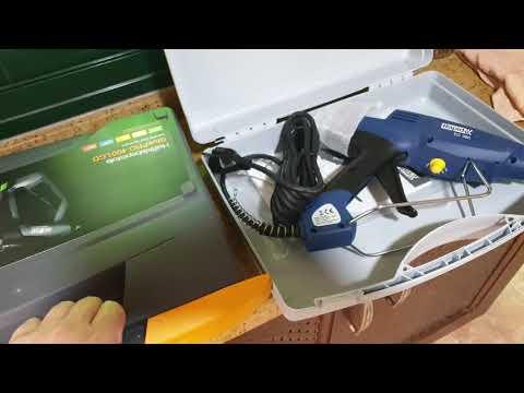 Steinel GluePRO 400 LCD Profesional Vs Rapid Eg 380 Pro