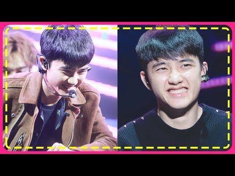 Even Though It's Going To Be Love Shot Era Soon, This Very Power Fancam Of EXO D.O Will Make