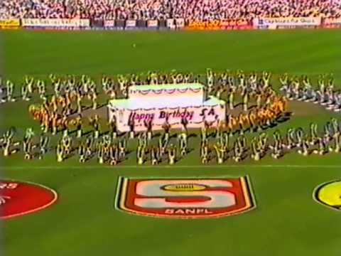 1986 SANFL Grand Final - Glenelg vs North Adelaide