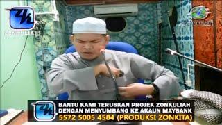 (PANAS) Minyak Naik,GST,AES Semua Bebankan Rakyat - Ustaz Abdullah Khairi Terbaru