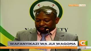 Gavana Mike Sonko azungumzia mgomo wa wafanyikazi