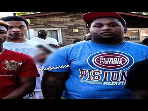 Dex Osama's Brother, Big Ducie, Shot and Killed In Detroit, Family and Friends React
