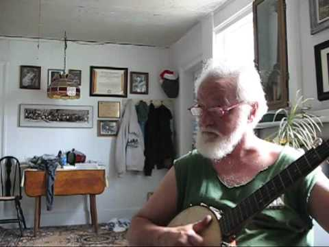 Old Dobson Banjo played
